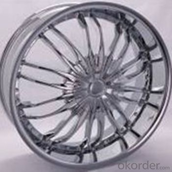 Aluminium Alloy Wheel for Excellent Pormance No. 105