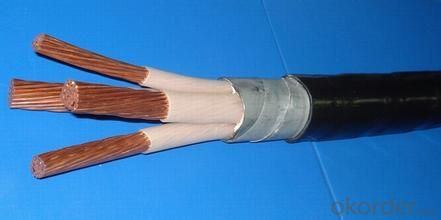 0.6/1kv Triplex Service Drop XLPE insulated ACSR ABC power cable