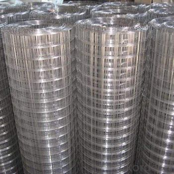 china reliable PVC Coated/Galvanized/Stainless Steel Welded Wire Mesh manufacturer