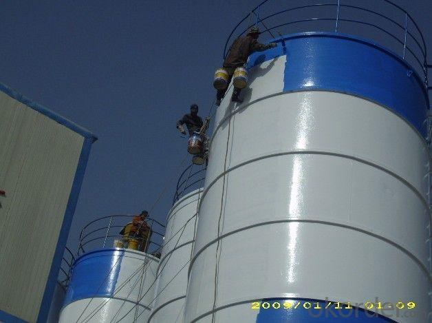 Poultry Equipments Silo Specialize on Feed Silo System
