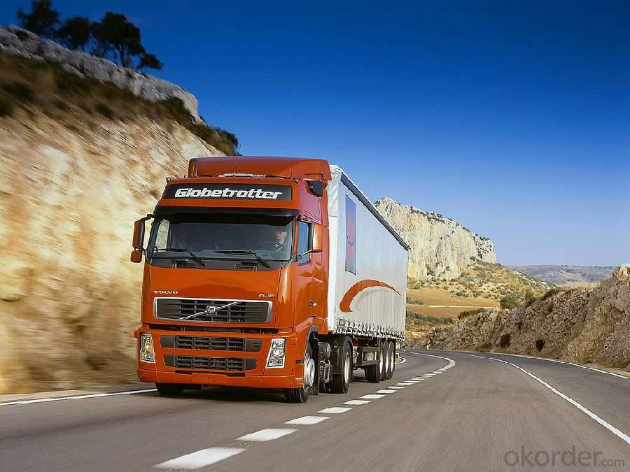Tractor  Trailer Truck 400HP  Volvo