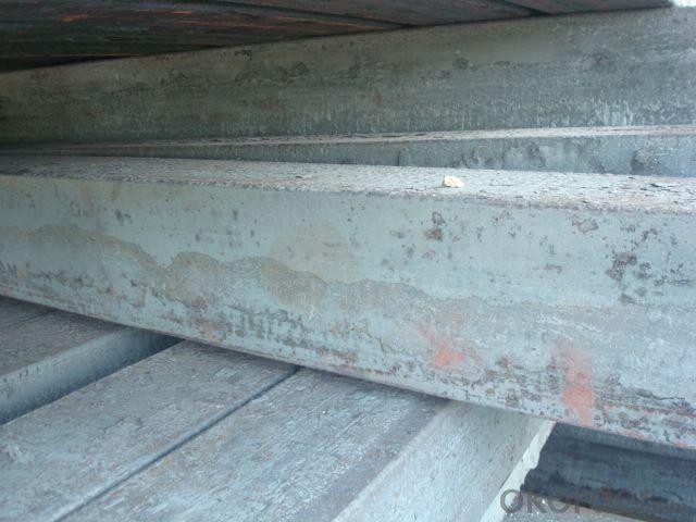 Blast furnace billet steel for size 50mm-180mm