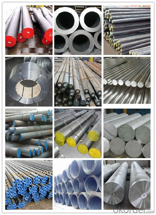 Carbon Structural Steel Round Bars Q235CR
