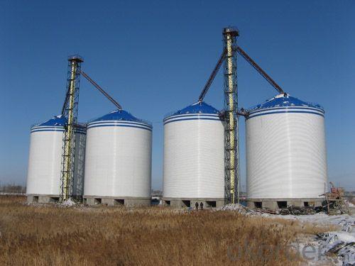 Mineral Powder Silo Cement Factory Equipment Cement Silo