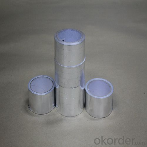 Aluminum Foil Duct Tape with Water Based Adhesive