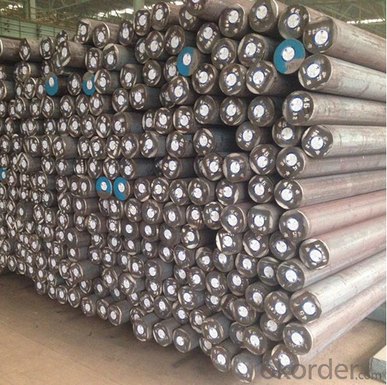C45 Steel Round Bar for Constructure Material
