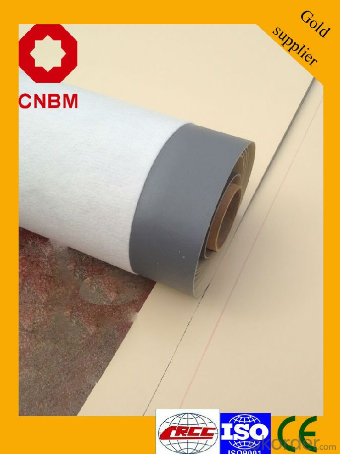 Beijing Good Quality SBS APP Modified Bitumen Waterproof Membrane