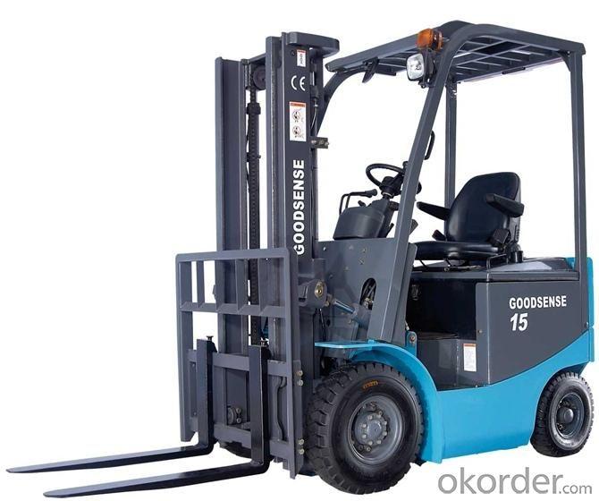 Forklift Truck  3.5t-5t
