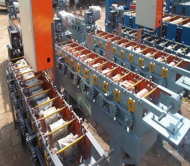 Roll Forming Machine Polyurethane Foam Machine EMM078-A100-H