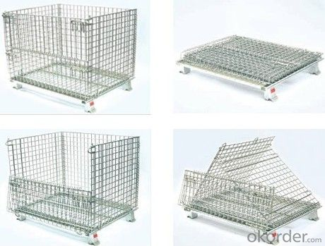 Foldable Cages / Portable Cages / Q235 Material