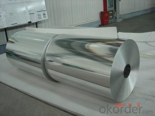 Aluminum Foils High Quality for packing and building