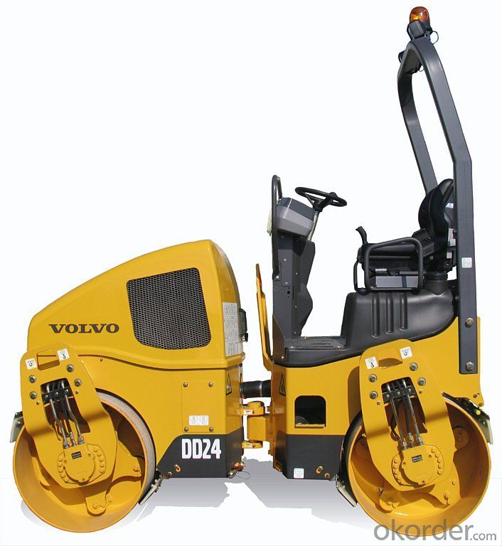 Road Roller Heavy Vibratory  Xg6201