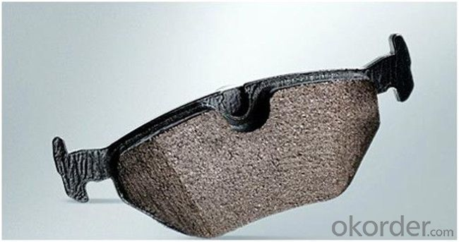 Chinese Manufacture Directly Supply Car Spare Parts Car Brake Pad