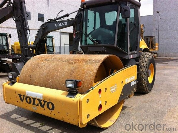 Road Roller 22ton Single Drum Vibratory