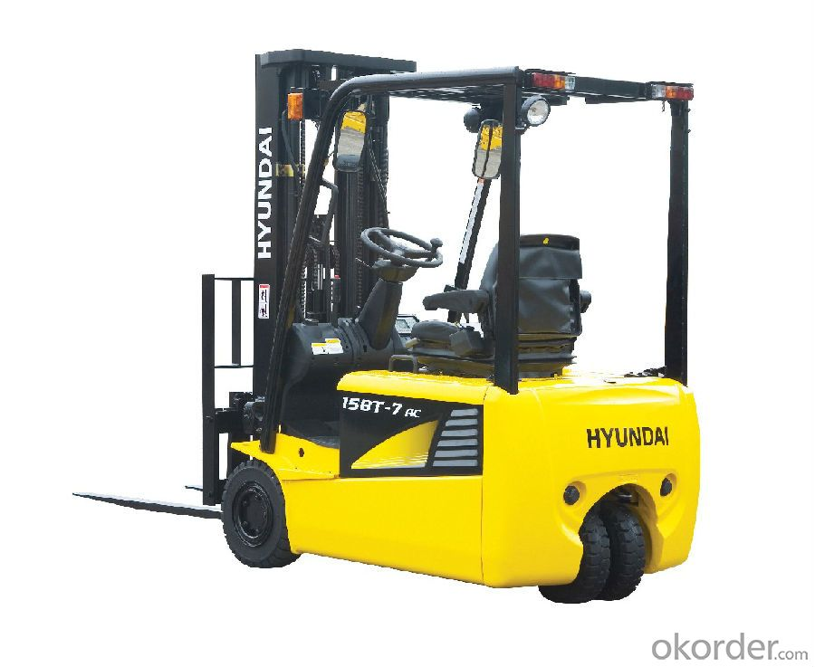 Forklift Trucks CE Diesel - 2ton to 3.5ton Capacity