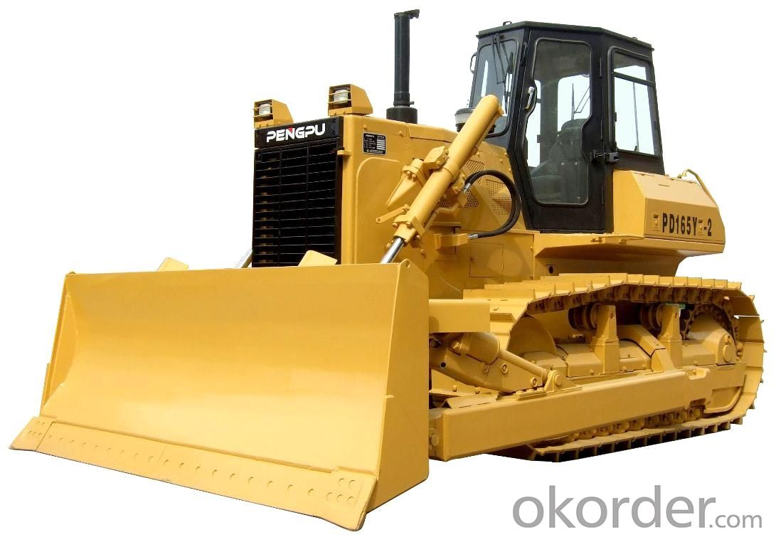 Tractor Bulldozer with 220HP Cummins Engine (WD220)