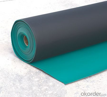 PVC Waterproofing Plastic Membrane for Construction