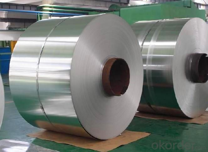 Stainless Steel Coil Cold Rolled 201 Full Hard Surface No.2E with High Quality