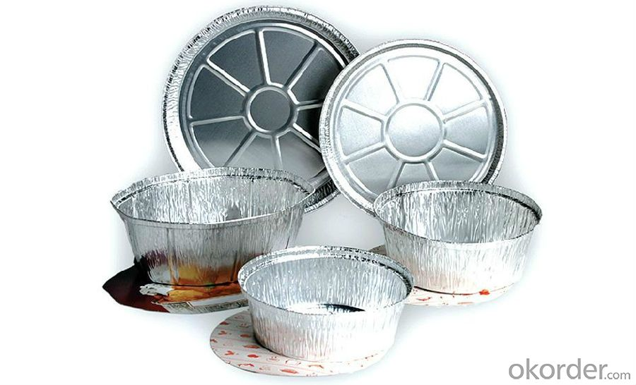 Aluminium Foil Container Hot Sale and Good Quality