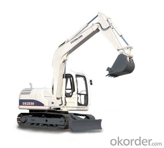 Excavator Big From China CE