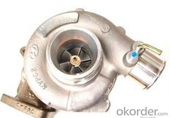 ORGINAL HOWO SPARE PARTS SINOTRUCK TUBORCHAGER