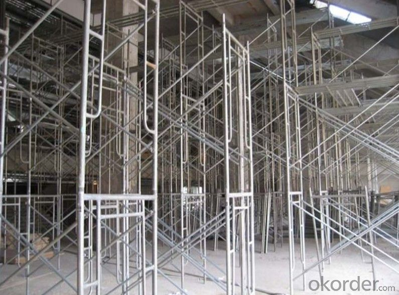 Scaffold Steel Plank Scaffold for Outdoor Building