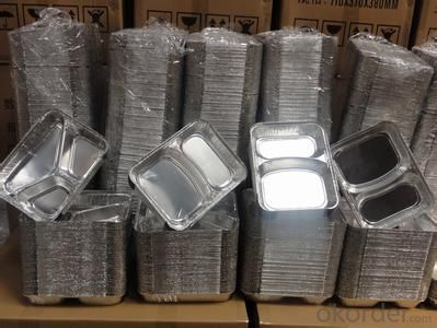 Aluminium Foil Container Hot Demande and Good Quanlity