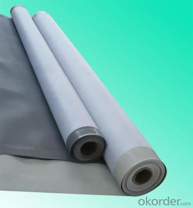 EPDM Rubber Sheet for Waterproofing Industry
