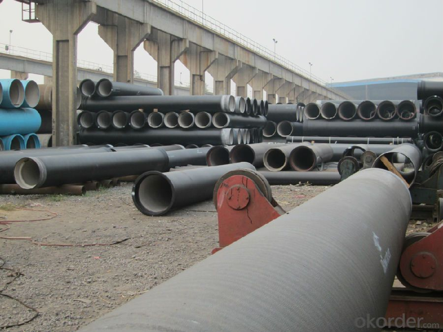Ductile Iron Pipe of China DN4000 Factory Quality
