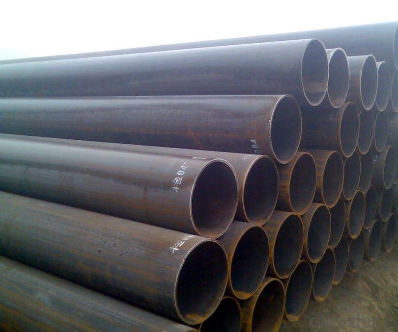 Seamless Carbon Steel Pipe of API SAME SA106 Ship Buding Application