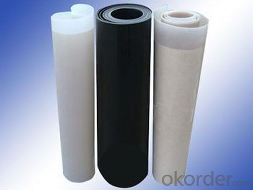 Weldalbe EPDM rubber roofing waterproof  membrane