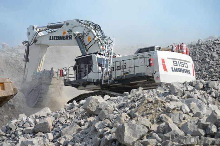 Excavator  CE 15ton with Isuzu Engine