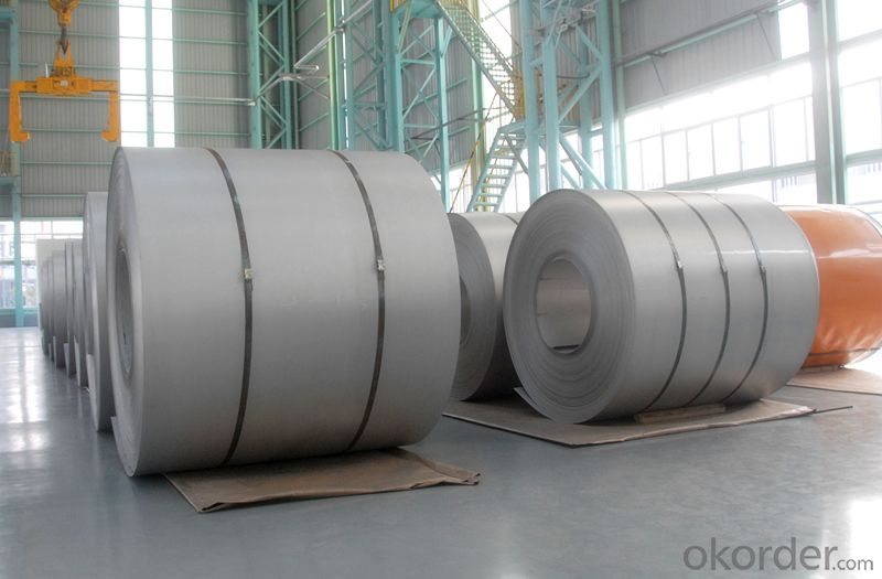 Stainless Steel Coil Cold Rolled 201 Surface L1 with Best Quality