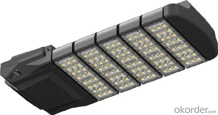 Led Street Light 60-180W IP65  Dimmable Led Light