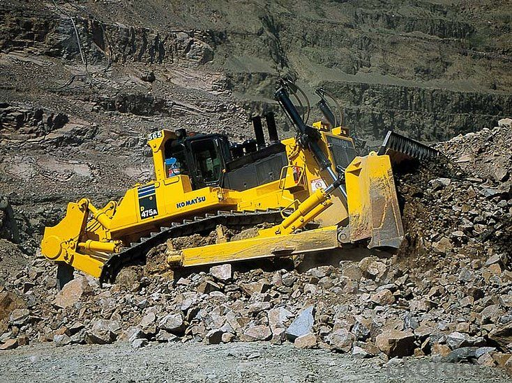 Bulldozer  Lower Price High Quality  80 HP SD08-3