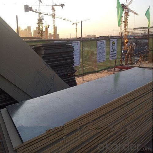 Birch Material Film Faced Waterproof Plywood