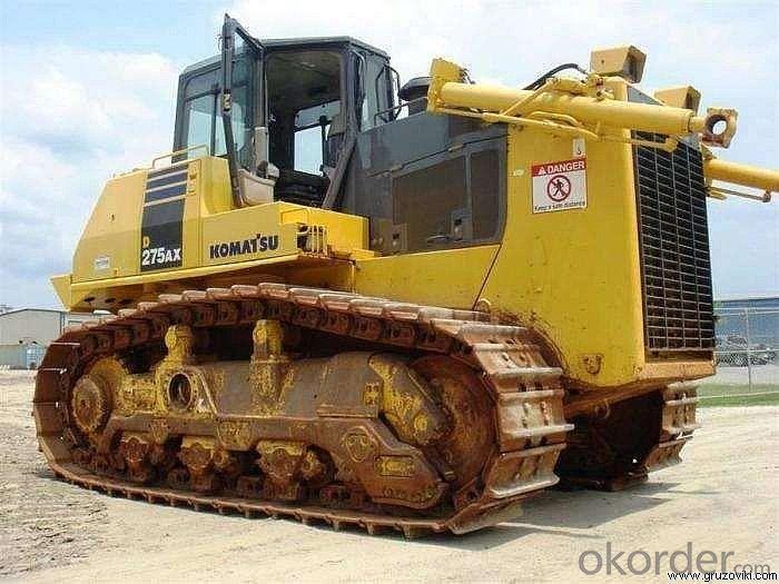 Crawler Bulldozer with Ripper Yd320