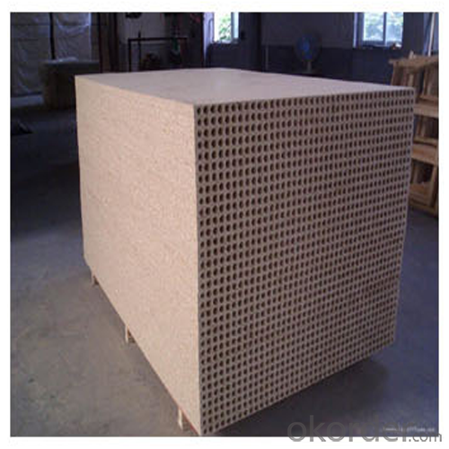 Hollow/ Tubular Particle Board for Environmental Protection