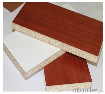4x8feet Particle Board for Furniture Usage with High Quality