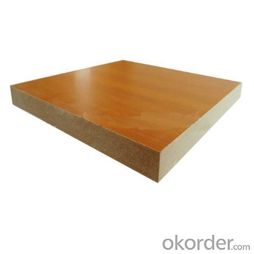 Melamine Particle Board for Cabinet Usage