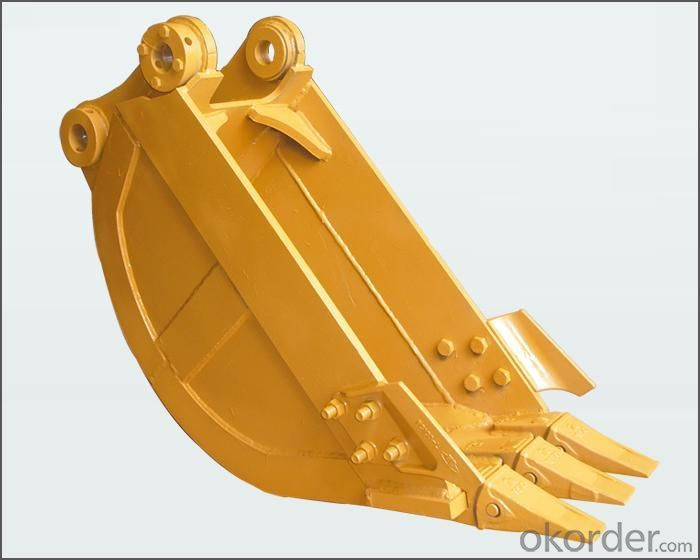 Rock Bucket for Excavator  Ex350 1.6cbm