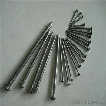 Polished Common Nail Low Carbon Iron Nail Good Quality Factory