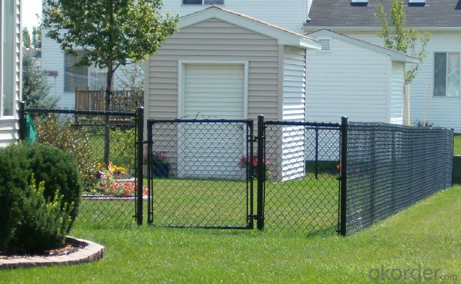 Anti  Rust  Heavy Duty  Chain  Link  Fence