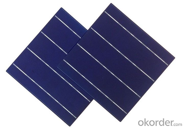 Monosolicion Solar Cells Poly 156mm*156mm