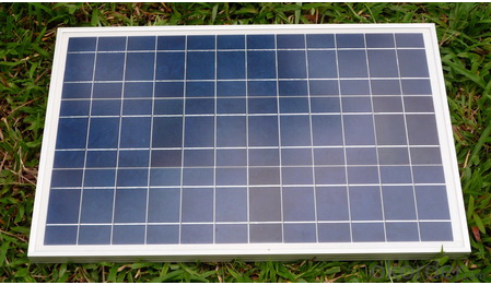 50W Solar Photovoltaic Panel high efficiency stable quality