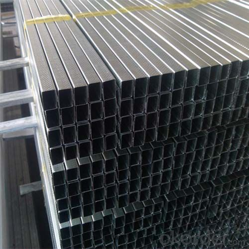 C Profile of Galvanized Ceiling and Drywall Channel Steel