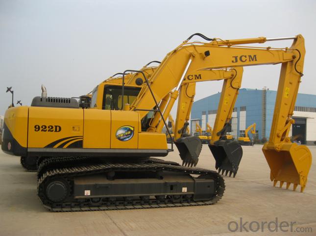 JCM922D Hydraulic Crawler Excavator Digger Mechanical Shovel