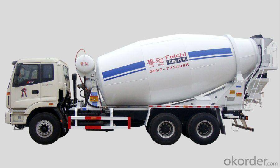 Concrete Mixer Truck  10m3 / 6X4 Mixing Truck