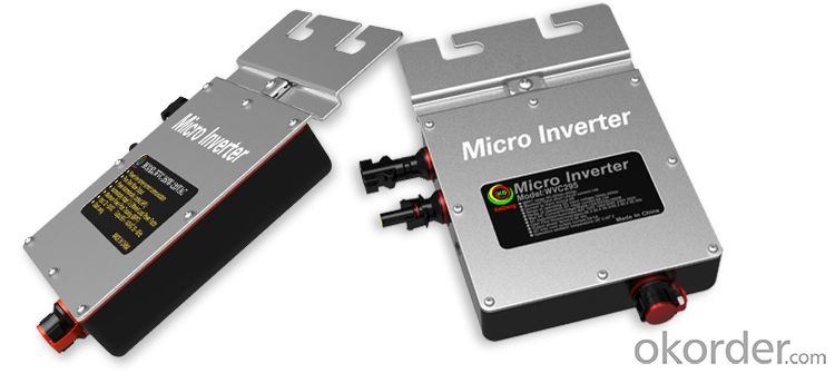 KD-WVC295 Series Micro Inverter,High Efficiency & Best Cost-Effectiveness
