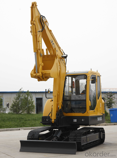 JCM906D Hydraulic Crawler Excavator Digger Mechanical Shovels